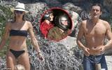 Mới hẹn hò trở lại với Katy Perry, Orlando Bloom đã bị bắt gặp vui vẻ với gái lạ