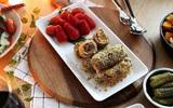 Món ngon cuối tuần: Bò cuộn phô mai chiên xù