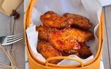 Cánh gà nướng tỏi ớt vừa đơn giản lại tuyệt ngon