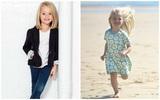 """Mới 4 tuổi, bé gái xinh xắn đã """"bùng học"""" mầm non đi làm người mẫu"""