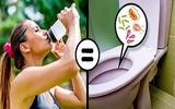 4 bí mật cất giấu trên các chai nhựa nhất định bạn phải biết để đảm bảo sức khỏe
