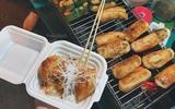Chấm điểm chuối bọc nếp nướng - món ăn đường phố Sài Gòn ngon nhất thế giới vừa có mặt ở Hà Nội