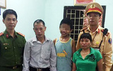 Hà Nội: CSGT tìm gia đình cho cháu bé bị đi lạc trên cao tốc