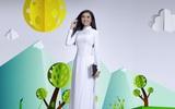Thiết kế áo dài nữ sinh lấy cảm hứng từ Origami