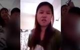 Giận chồng không chịu trả lời điện thoại, vợ livestream cảnh treo cổ con để dằn mặt
