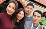 Bệnh tình của bố Hoa hậu Phạm Hương trở nặng