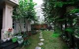 Biệt thự sân vườn sở hữu những khoảng xanh đẹp đến từng chi tiết của vợ chồng KTS ở Hà Nội