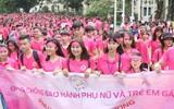 Hà Nội: 5000 tình nguyện viên xuống đường