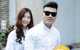 Ưng Hoàng Phúc bất ngờ tình tứ với cô gái Hàn Quốc từng gây sốt mạng xã hội