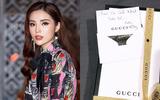 Đàm Thu Trang kí tên Cường Trang trên món quà tặng sinh nhật Kỳ Duyên gây sốt cộng đồng mạng