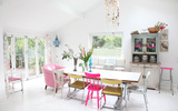 3 ý tưởng kết hợp đồ nội thất cho phòng ăn nhà bạn đẹp độc đáo
