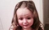 Cười vỡ bụng với những bé muốn đoạt giải cây kéo vàng bằng cách tự cắt tóc