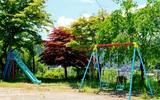 Sân chơi trẻ em thôi cũng ẩn chứa những bài học sâu sắc của người Nhật