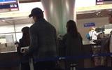 Bắt gặp vợ chồng Kim Tae Hee đi mua sắm tại Mỹ