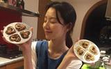 Bà xã Bae Yong Joon tự tay làm chocolate hình trái tim nhân ngày Valentine