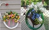10 cách sáng tạo các đồ vật trong khu vườn theo hình thù cực dễ thương