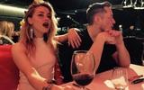 """Vợ cũ Johnny Depp xác nhận quan hệ tình ái với người tình tỷ phú bằng nụ hôn đầy """"dấu ấn"""""""