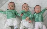 Bà mẹ 9X hồi hộp kể lại những nỗi sợ trong ca sinh ba cùng trứng cực hiếm gặp