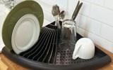 Những chiếc giá đựng bát đĩa đẹp dành cho nhà nhỏ làm siêu lòng bà nội trợ