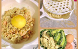 Công thức nấu các món ăn dặm 10 phút cho những bà mẹ bận rộn