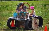 Quẳng ngay ipad, đồ chơi đi, sân chơi này mới là nơi lý tưởng cho sự phát triển mọi mặt của trẻ
