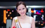 Hoa khôi Khánh Ngân chính thức đi Châu Âu thi Hoa hậu Hoàn cầu