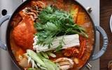 Món ngon cuối tuần: Lẩu cua Hàn Quốc