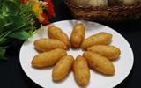 Khoai tây kén - món ăn vặt vạn người mê