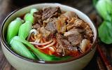 Món ngon cuối tuần: Mỳ gân bò