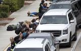 Hiện trường xả súng đẫm máu, hỗn loạn ở sân bay Mỹ khiến ít nhất 5 người thiệt mạng