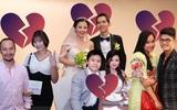 Bốn cặp đôi trong showbiz đã chia tay sau khi cùng tham dự đám cưới này...