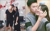 """Những anh chồng Việt chuẩn soái ca của các hot girl: Không những đẹp trai mà còn biết """"đội vợ lên đầu"""