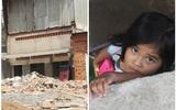 """Sau nâng đường, dân sống trong """"nhà hầm"""", toilet tràn ngược lên sàn nhà, hôi thối không chịu nổi"""