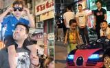 Phụ huynh Sài Gòn thích thú dẫn trẻ nhỏ dạo chơi khi phố Tây Bùi Viện thành phố đi bộ