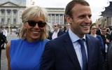 Hơn chồng 24 tuổi, không đẹp, không có con chung, vợ ứng viên Tổng thống Pháp vẫn khiến chồng