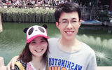 Cô gái Việt từng ly hôn vẫn khiến chàng trai