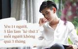 """Đào Bá Lộc tiết lộ sốc: Từng yêu không quá 3 tháng 14 người đàn ông; 5 lần làm """"kẻ thứ 3"""""""