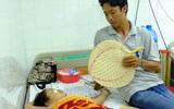 Vụ tai nạn khiến 16 người thương vong: Vợ gãy chân, con gái bị xuất huyết não cha tất tưởi từ quê vào Sài Gòn chăm con