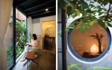 Xây trên đất xéo, ngôi nhà 67.5m² ở Sài Gòn vẫn đẹp lung linh và thư giãn như khu nghỉ dưỡng cao cấp