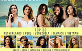 Huyền My bất ngờ lọt top thí sinh có khả năng đạt vương miện Hoa hậu của Global Beauties