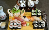 Thu sang, nếm vị Nhật Bản trọn vẹn trong nhà hàng Sushibar