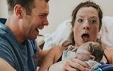 Xúc động những khoảnh khắc diệu kì của những ông bố khi lần đầu nhìn thấy con vừa chào đời