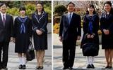 Mới ngày nào còn bé cỏn con, giờ đây Công chúa Nhật đã tốt nghiệp Trung học rồi