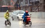Dự báo thời tiết 16/4: Chiều tối Hà Nội mưa rào