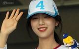 Xuất hiện giản dị, con gái ứng viên tranh cử Tổng thống Hàn Quốc vẫn gây sốt vì xinh như minh tinh