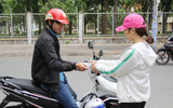 'Xe ôm 4k' của sinh viên ở Sài Gòn