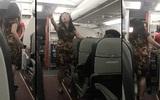 Chửi thề gây sự trên máy bay, nữ hành khách bị cấm bay 1 năm