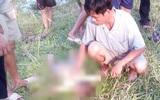 Nghệ An: Trượt chân xuống ruộng, hai cháu bé mới 3, 4 tuổi tử vong thương tâm