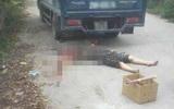 Hà Nội: Đi bộ qua đường, người phụ nữ chết thảm dưới gầm xe tải