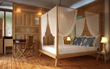 Giải mã sức hút khó chối từ của những chiếc giường canopy